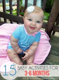 best 25 3 month activities baby ideas on 3 months
