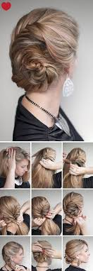 hairstyles with steps 15 cute hairstyles step by step hairstyles for long hair