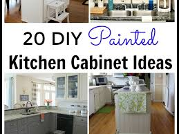 Diy Kitchen Cabinet Ideas by Diy Kitchen Cabinet Painting Ideas Refinishing Kitchen Cabinets