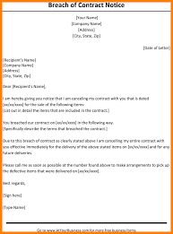 Breach Of Employment Contract Letter Sle 20 best of contract letter sle for nurses images complete