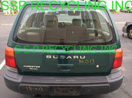 2002 green subaru forester buy 100 1998 subaru forester front fender l p 57120fc070