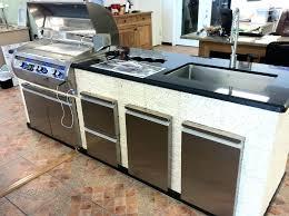 prefab outdoor kitchen grill islands prefab outdoor kitchens othersides info