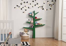 amazon com babyletto spruce tree bookcase green baby
