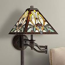 arts and crafts mission swing arm wall lamps lamps plus
