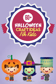 halloween craft ideas for kids craft fiesta