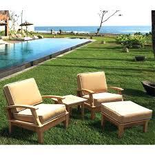 Refinish Patio Furniture by Teak Wood Patio Furniture U2013 Bangkokbest Net