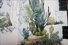 sketching in water soluble ink the ultimate sketching kit