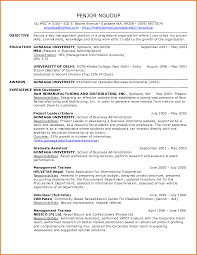 Sample Resumes For Internships by Sample Resume Ceo Resume For Your Job Application