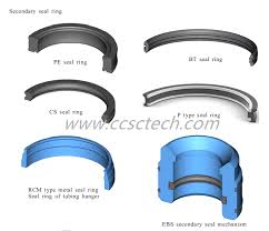 metal seal rings images Wellhead seal ring parts png