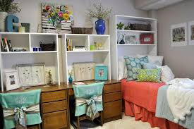 dorm room shelving over desk love the use of this shelving unit in place of a headboard to