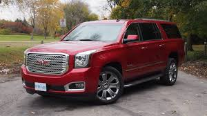 review 2015 gmc yukon denali xl canadian auto review