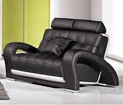 canap cuir noir 3 places canapé 3 places canapé d angle canapé 2 ou 3 places