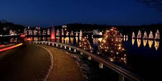 palos verdes christmas lights christmas town usa mcadenville north carolina