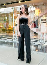 how to wear a jumpsuit how to wear a velvet jumpsuit day to dressing