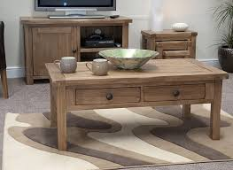 Oak Living Room Tables by Coffee Tables Brilliant Rustic Coffee And End Tables Designs