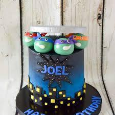 tmnt cake topper turtle decor on wanelo