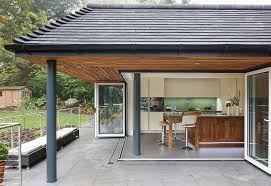 can i install corner bifold doors in my house outlook aluminium