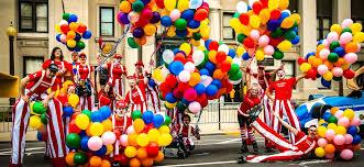 balloon delivery cincinnati ohio join the circus cincinnati circus