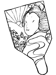japanese coloring pages ideas 4862 unknown