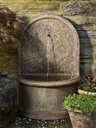 garden accessories garden wall fountain ideas garden crafts