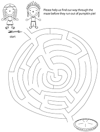 thanksgiving mazes modern homemakers
