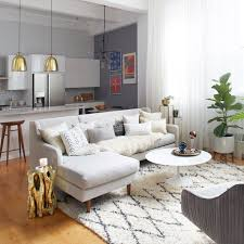 interior design for small living room and kitchen after sultry sophistication best 20 apartment living rooms ideas