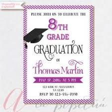 8th grade graduation invitations find eighth grade graduation caps galore announcement and