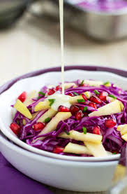 clean eating red cabbage salad recipe u2014 eatwell101