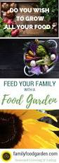 feed your family with a garden family food garden