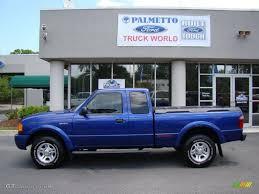 Ford Ranger Truck Colors - 2002 sonic blue metallic ford ranger edge supercab 30935868