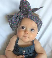 baby headwraps baby headwrap cotton headwrap fabric tie purple floral