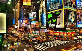street advertising in new york hd desktop wallpaper high