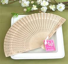 wedding fans fan favors wedding fan favors