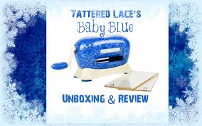 baby blue tattered lace review youtube