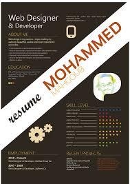20 innovative resume examples