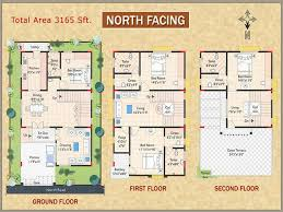 Triplex House Plans Individual House Plans In Tamilnadu House And Home Design
