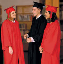 high school cap and gown rental high school graduation gowns and caps and tassels