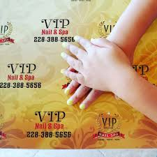 vip nail spa we are the first and only organic products nails spa