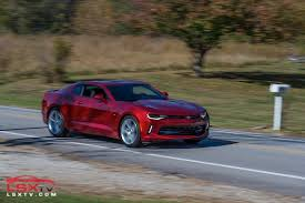 camaro types finding roads in the 2016 chevrolet camaro