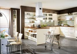 Cream Kitchen Cabinets With Glaze Comely Red Color High Gloss Kitchen Cabinets With Black Color