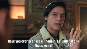 Show Me Meme - the jughead i m weird meme might never run out of fuel the verge