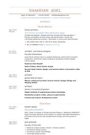 Ksa Resume Examples by Download Architect Resume Samples Haadyaooverbayresort Com