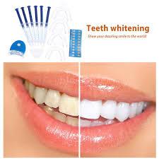 12pcs tooth whitener dental bleaching teeth whitening gel trays