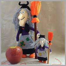 amigurumi witch pattern 25 best witches images on pinterest amigurumi patterns witches