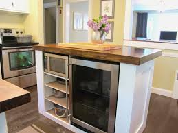 diy kitchen island with cabinets rembun co