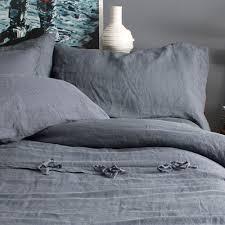 Grey Linen Bedding - shop u2014 lusitano1143