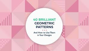 Geometric Designs 40 Beautiful Geometric Patterns And How To Apply Them To Your