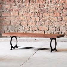 Industrial Bench Dining Room Furniture Industrial Bench Modish Living