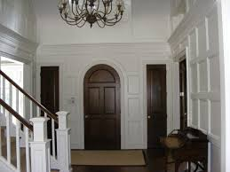 panelled walls with panelled walls