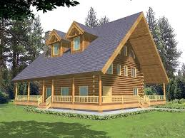 log homes with wrap around porches luxury log home floor plans cozy luxury log house has wrap around